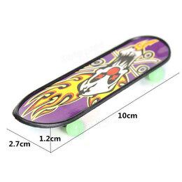 Игрушки-антистресс - Скейтборды для пальцев, 0