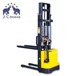 Грузоподъемное оборудование - Самоходный штабелер электрический 1,0т 3,0м IWS10S-3000, 0