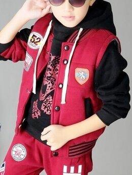 Комплекты и форма - Спортивный теплый костюм на мальчика на рост 130…, 0