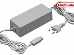 Игровые приставки - Блок питания / Адаптер сетевой (AC Adaptor) AC…, 0