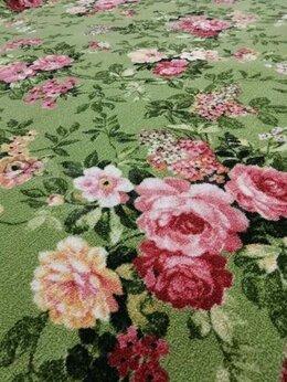Ковролин - Палас Розы 2,5м ширина, 0