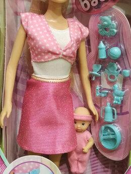 Аксессуары для кукол - Кукла с набором аксессуаров, 0