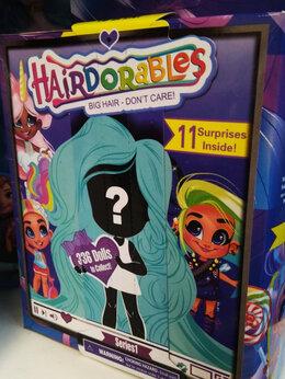 Куклы и пупсы - Кукла сюрприз Hairdorables с аксессуарами KK33, 0