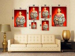 Картины, постеры, гобелены, панно - Портрет на холсте по фотографии , 0