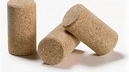 Штопоры и принадлежности для бутылок - Пробка винная микро-агломерат 23.5*42, 0