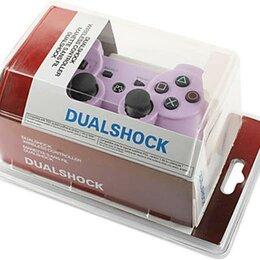 Аксессуары - Джойстик PS3 Controller Wireless Dual Shock Lilac, сиреневый, 0