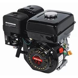 Двигатели - Двигатель бензиновый  170F 7л.с на мотоблок, 0