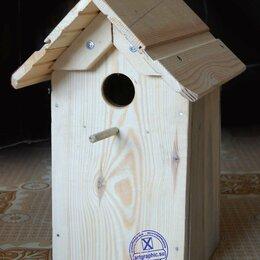 Клетки и домики - Скворечник для птиц, 0