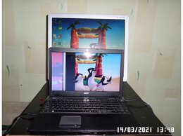 Ноутбуки - ACER 5810TG некомплект рабочий, 0
