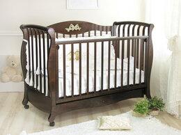Колыбели и люльки - Детская кровать с ящиком 70х140 см слоновая…, 0