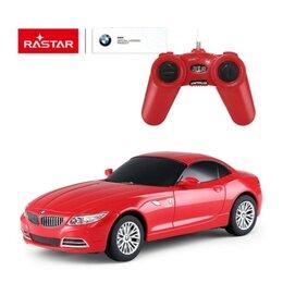 Модели - Радиоуправляемая лицензионная модель 1:24 BMW Z4, 0
