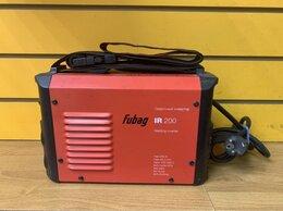 Сварочные аппараты - Инвертор сварочный Fubag  IR 200, 0