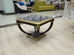 Столы и столики - Кофейный стол из массива березы, 0
