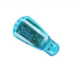 Устройства для чтения карт памяти - USB ридер SIM-карт., 0