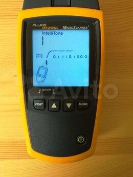 Измерительные инструменты и приборы - Fluke Networks MS2-KIT кабельный тестер, 0