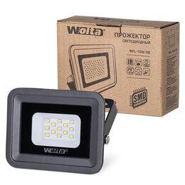 Прожекторы - Светодиодный прожектор WFL-10W/06, 5500K, 10 W…, 0