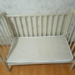 Кроватки - Детская Кровать (матрас в подарок), 0
