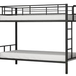 Кровати - Металлическая двухъярусная кровать Севилья, 0