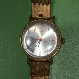 Наручные часы - Часы луч AU 20 СССР, 0