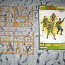 Солдатики - Сборный набор Пехота, 0