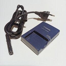 Аккумуляторы и зарядные устройства - Зарядное устройство CANON CB-2LXE, 0