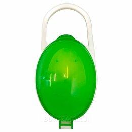 Пустышки и аксессуары - Футляр Mepsi для пустышки, зеленый, 0