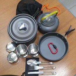 Туристическая посуда - набор посуды, 0