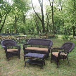 Комплекты садовой мебели - Комплект плетеной мебели из искусственного…, 0