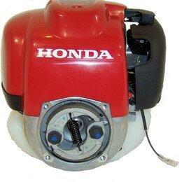 Двигатели - Бензиновый двигатель Honda GX35 NT STSC OH, 0