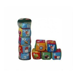 Игрушки-антистресс - Кубики антистресс, 0