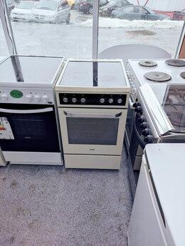 Плиты и варочные панели - Электрическая плита HAIER, 0