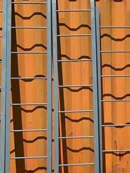 Лестницы и стремянки - Стремянка С1-08 (H=3000) Лестница вертикальная…, 0