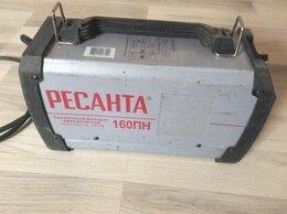 Сварочные аппараты - Сварочный инвертор Ресанта 160 ПН, 0