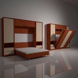 Шкафы, стенки, гарнитуры - Шкаф с откидной кроватью, кровать в шкафу.…, 0