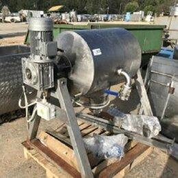 Прочее оборудование - Маслобойка СМУ-МБ, объем 200л, 0