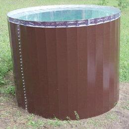 Бочки - Емкость сборная для воды Дачник-5000, 0