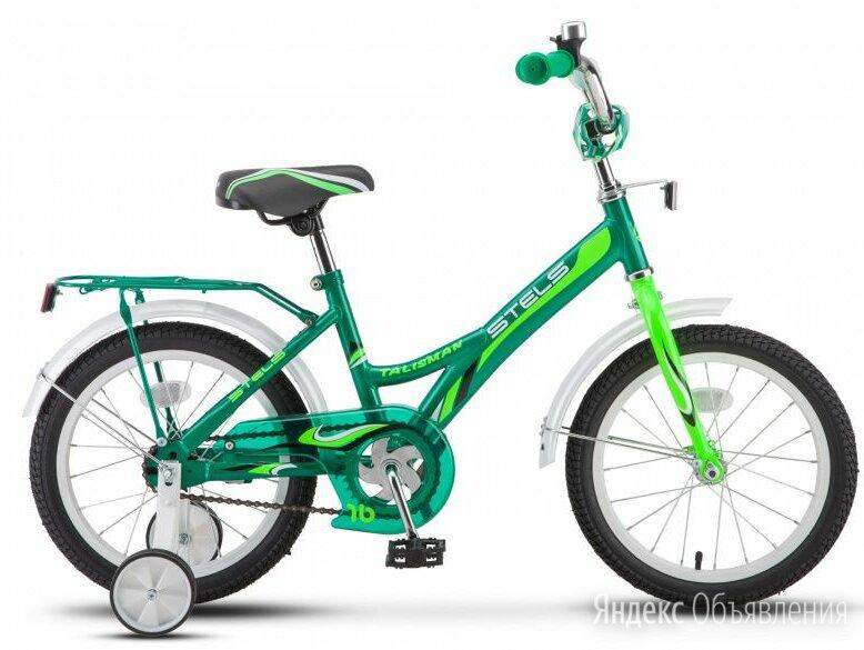 """Детский велосипед STELS Talisman 16 Z010 зеленый 11"""" рама по цене 7220₽ - Велосипеды, фото 0"""