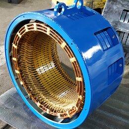 Прочее - Статор электродвигателя ДСК 12-24-12 для компрессора ВП3-20/9, 0