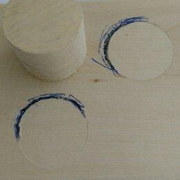 Пиломатериалы - Чёпики, пробки, заглушки из дерева (чопики), 0