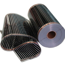 Электрический теплый пол и терморегуляторы - Пленочный инфракрасный теплый пол, 0