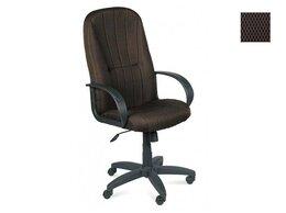 Компьютерные кресла - Кресло Гармония ультра TW цвет коричневый, 0