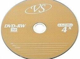 Диски - Диск VS DVD-RW 4.7 GB 4x, 0
