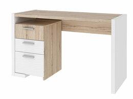 Столы и столики - Стол Венето СТЛ.266.15 (Дуб санремо/Белый), 0