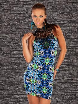 Платья - Коктейльное платье р.46-48, 0