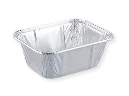 Одноразовая посуда - Алюминиевые формы прямоугольные G-борт  под…, 0