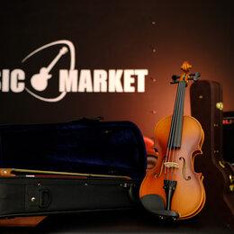 Смычковые инструменты - Скрипка 4/4 с комплектом Fabio SF39-015E, 0