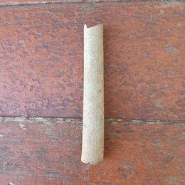 Изоляционные материалы - Эбонит диаметр 25мм, длина 16см, 0