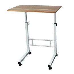 Столы и столики - Прикроватный столик на колесах с регулировкой, 0