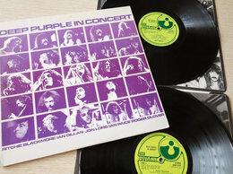 Виниловые пластинки - Deep Purple - In Concert 1970 -1972 UK 2LP -…, 0