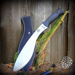 Ножи и мультитулы - Мачете Cold Steel Kukri Machete 97KMS (Replica), 0